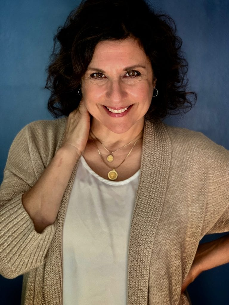 Maria Cominis, actor, playwright, director, author
